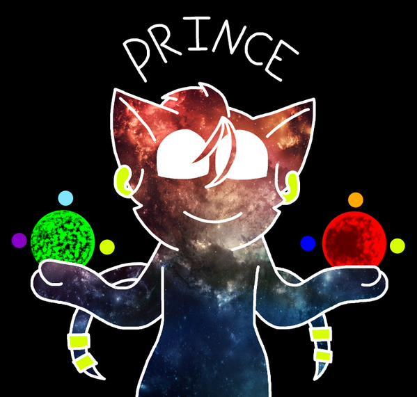 Prince of Space by Ukitake123