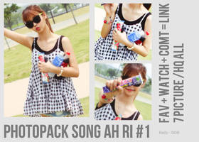 Photopack Song Ah Ri #1 by Bear-Emily