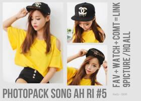 Photopack Song Ah Ri #5 by Bear-Emily