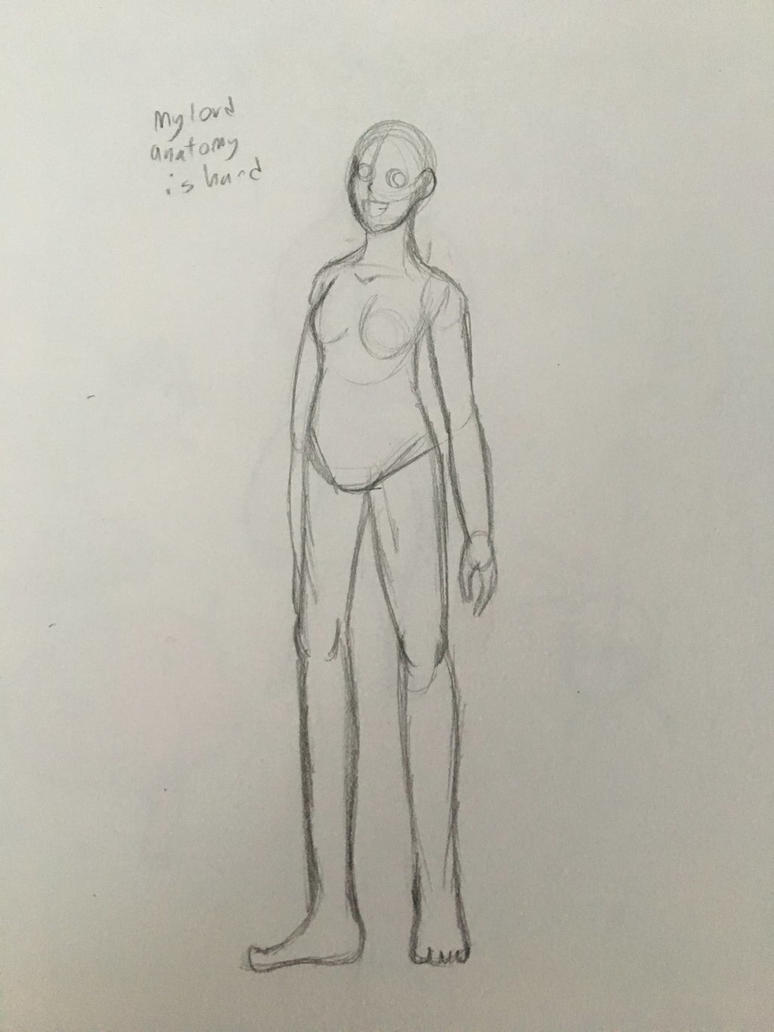 My lord anatomy is hard... by d00dlesInk on DeviantArt