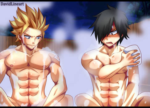 Sting Y Rogue  Fairy Tail