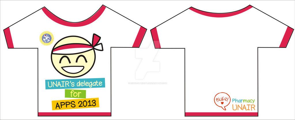 T-shirt Design for APPS by rismacuprilita on DeviantArt