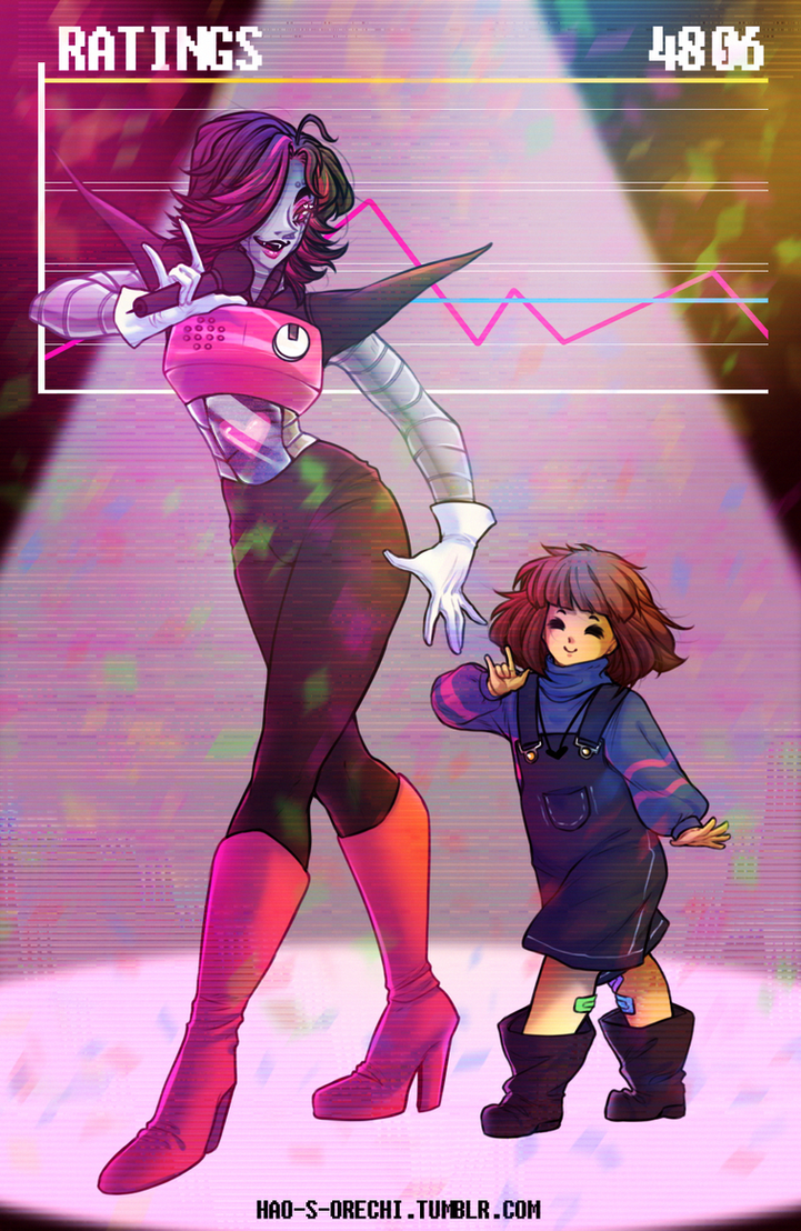 Show Must Go On!! by Hao-S