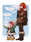 OC: Winter
