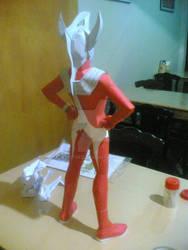 Ultraman Papercraft