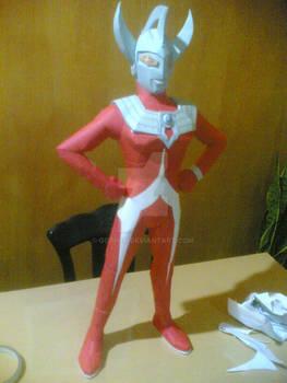 Ultraman Papercraft 2