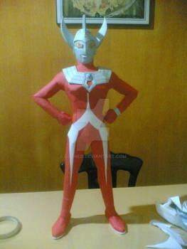 Ultraman Papercraft 3