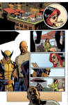 New Avengers sample page