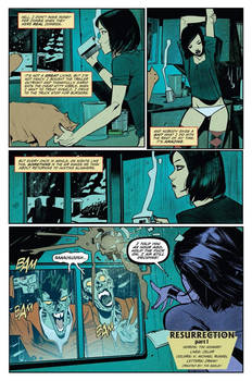 HACK-SLASH: RESURRECTION #1, PAGE 3