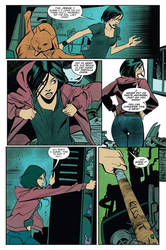 HACK-SLASH: RESURRECTION #1, PAGE 4