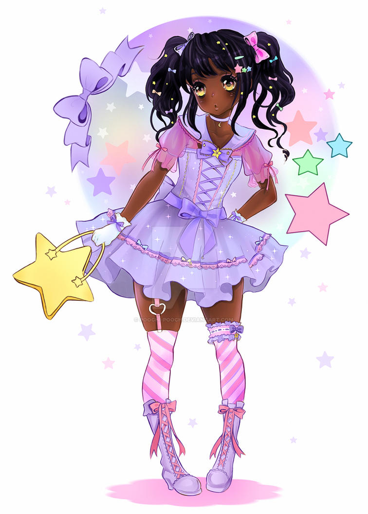 Magical Girl by Poochi-Pooch