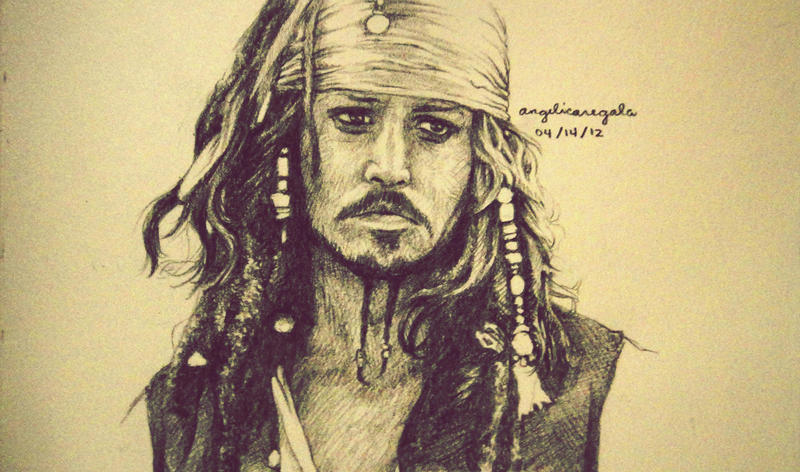 Captain jack sparrow hd wallpapers labzada wallpaper hd wallpaper and source captain jack sparrow by azulmint on deviantart altavistaventures Image collections