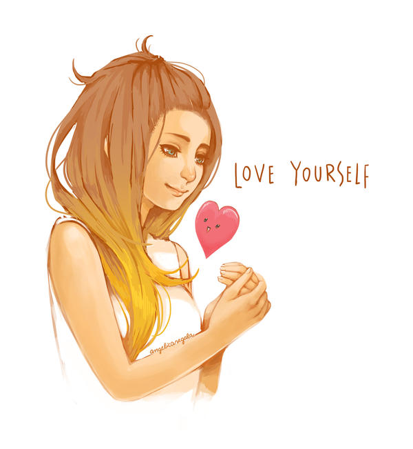 Love Yourself by azulmint