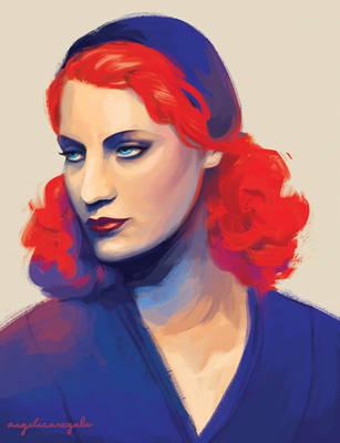 Femme Fatale by azulmint