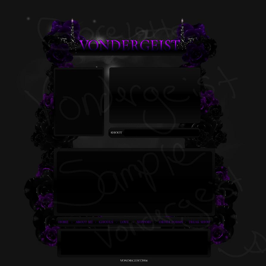 Vondergeist Custom by Gorelotte