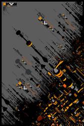 Nano Vector Dark by FlowisKing
