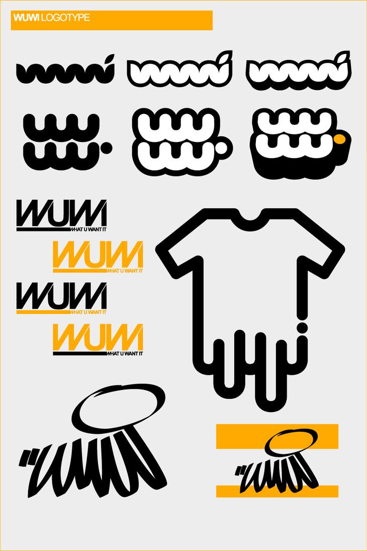 WUWI logotypes by FlowisKing