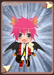 Natsu Dragneel (Male Version) [My creation and