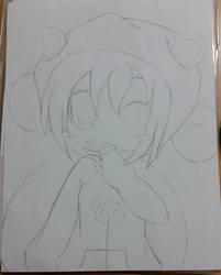 Panda Girl by NatsuDragneelx777