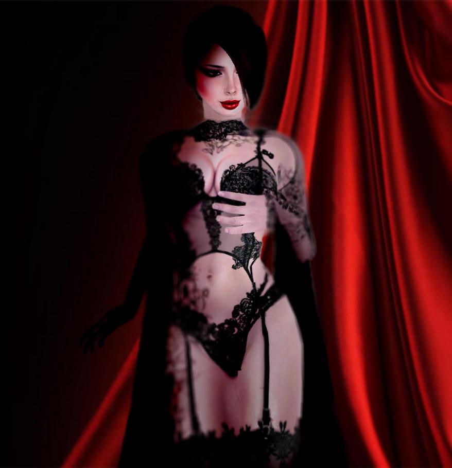 Mistress Craline by HeartsandMachineGuns