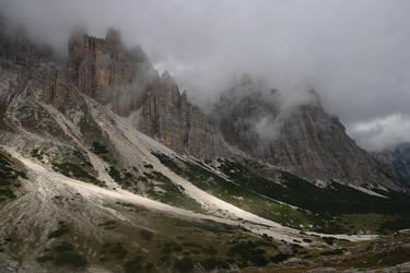The Dolomites 1 by Monastor