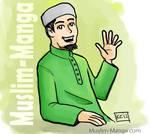 Muslim Manga OC Entry