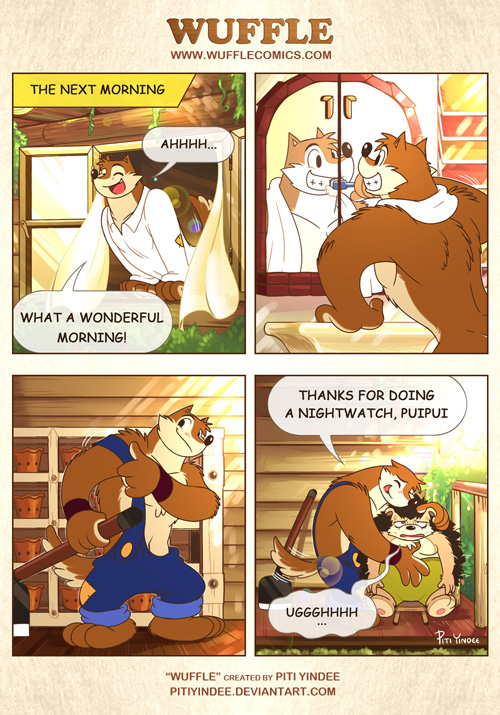A Nightmare On Gingerbread Street Finale Part by PitiYindee
