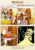 Feeding Mr. Fox by PitiYindee