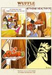 Feeding Mr. Fox