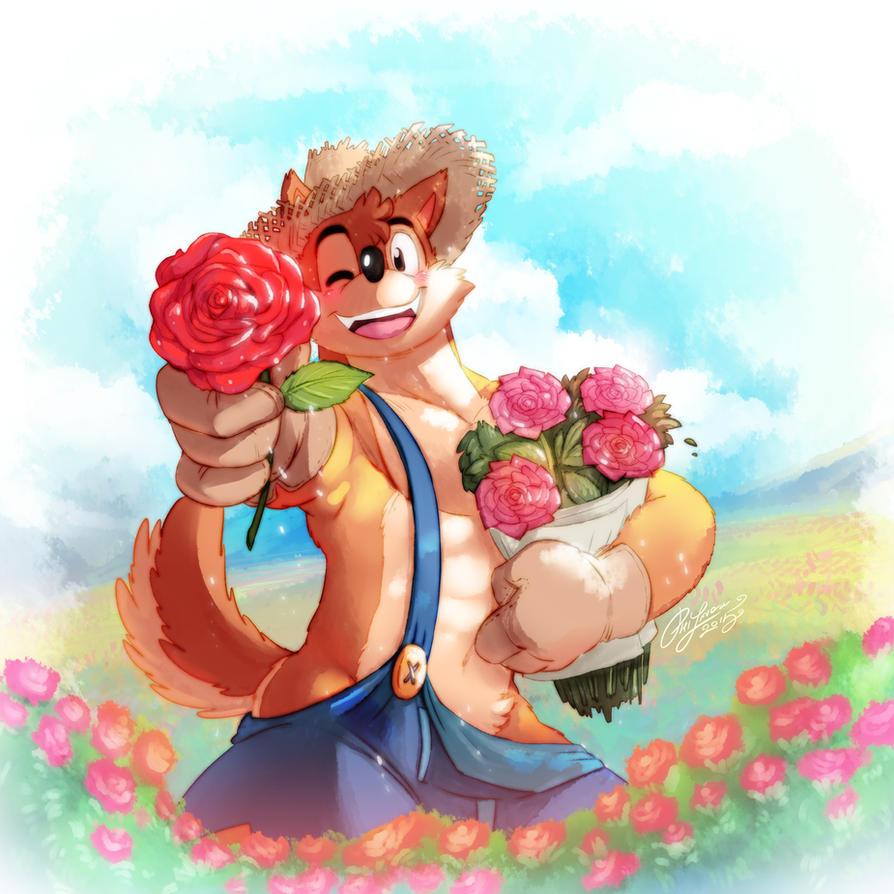 Happy Valentine's Day, folks! by PitiYindee