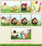 Happy April Fools' Day!