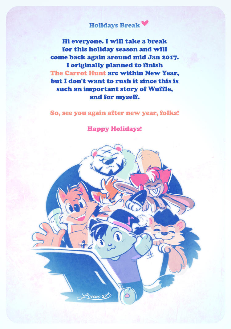 Happy Holidays ^^ by PitiYindee