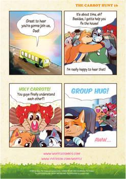 The Carrot Hunt 16