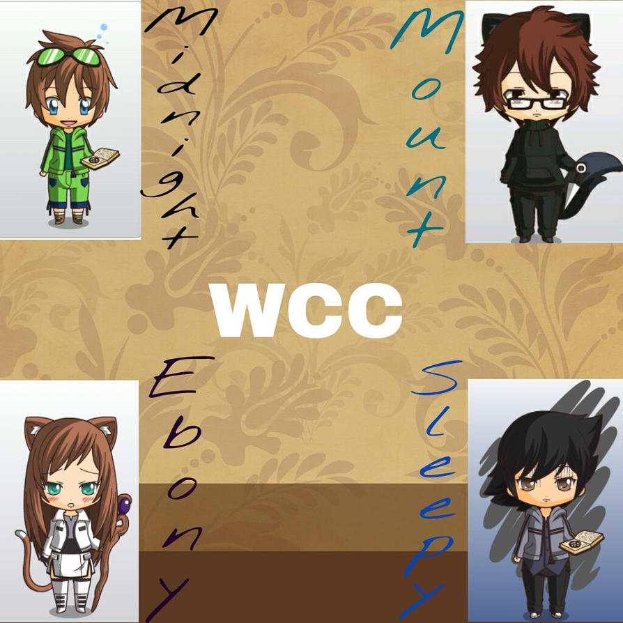 WCC: The Book. Wcc_chibies_2_by_vou0-d81eiay