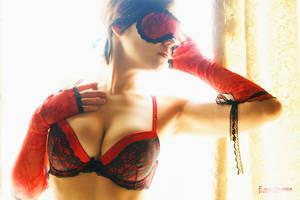 Red Sensation III by RaquelMonteiro