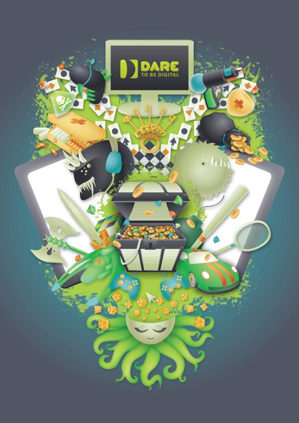 Dare to be Digital 2013 by katrina-craig