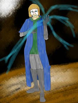 Sauron Bane / Evenos Dare, the Failed Ascendant