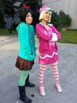 Wreck-it Ralph: Vanellope and Taffyta