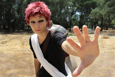 Gaara: I Don't Want to be Alone