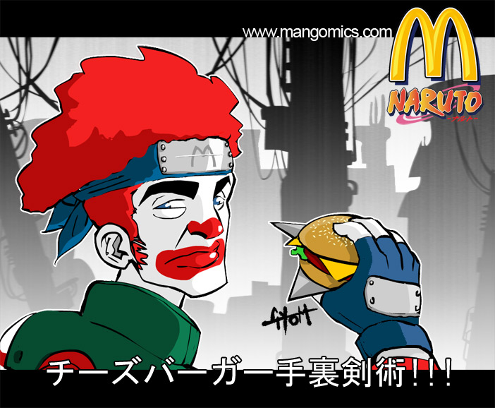 Mac Naruto by TetraGyom
