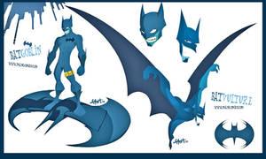 Cartoon BatGoblin
