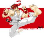 Ryu no kick