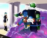 Piccolo and Nightcrawler