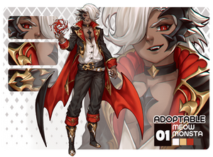 ADOPTABLE AUCTION #01 [ CLOSED ]