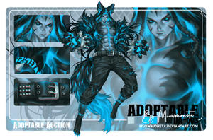 ADOPTABLE AUCTION #03[ OPEN ] by Meowmonsta