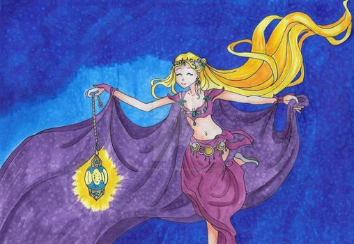 Aine Goddess