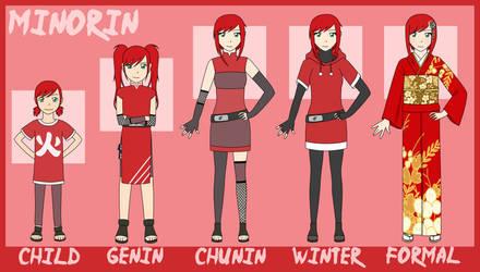 Minorin Wardrobe