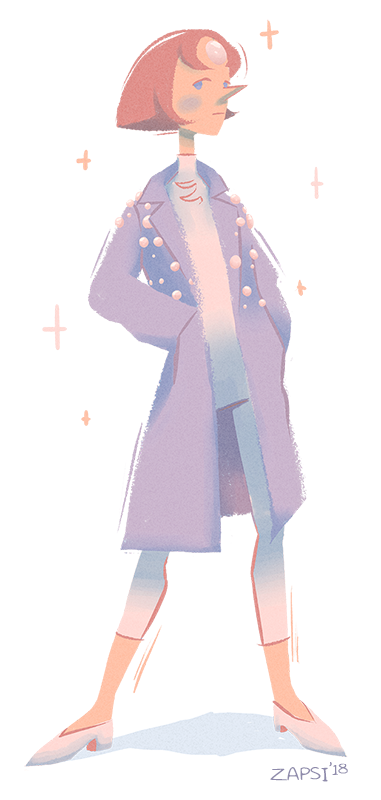 a doodle of an outfit I saw on asos, it's very her