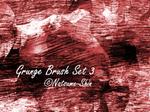 Grunge Brushes Set 3+