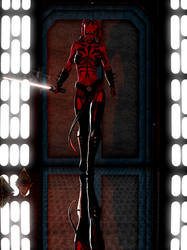Darth Talon by Tachikoma-X
